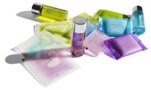 化粧品・日用品の卸販売、海外への卸販売