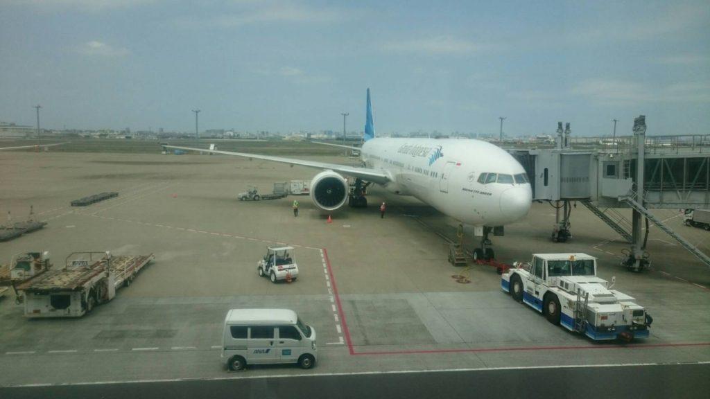 インドネシア送出し機関視察ツアー羽田空港