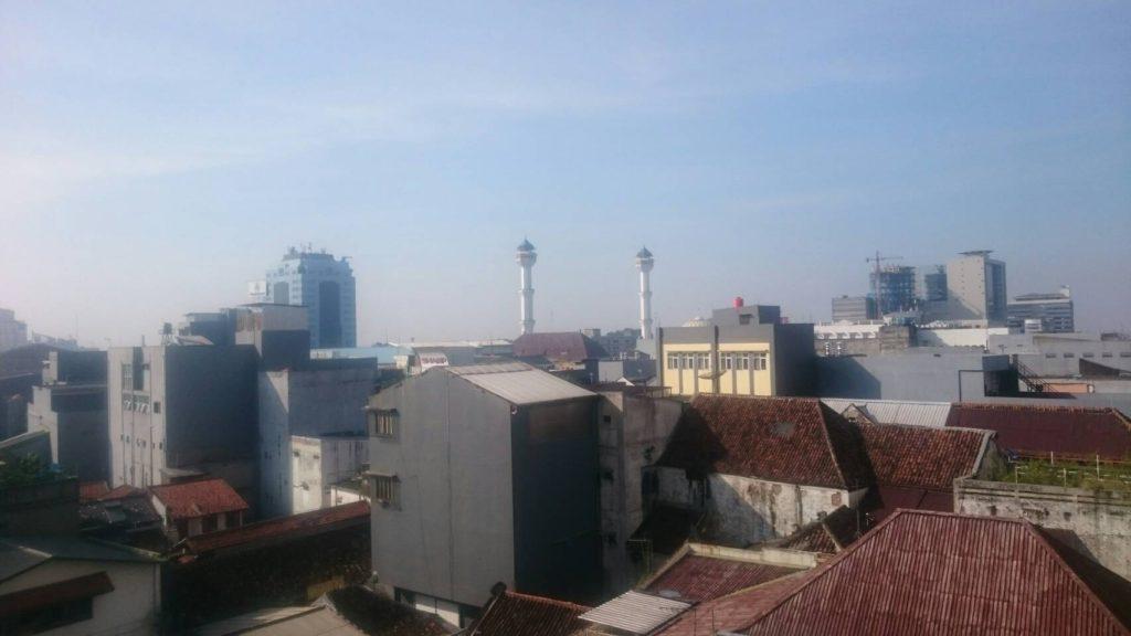 インドネシア送出し機関視察ジャカルタの朝
