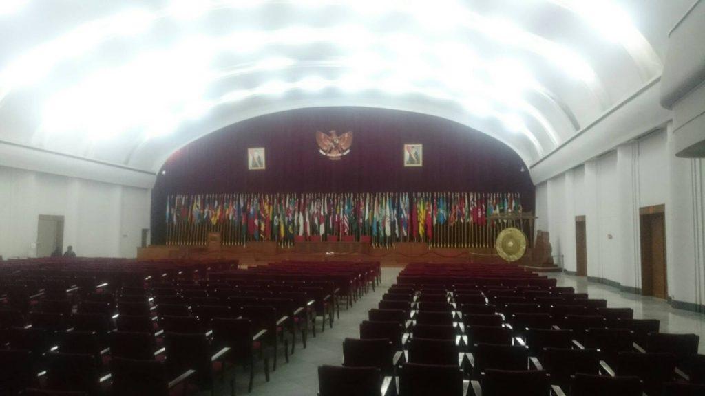 インドネシア、バンドン~アジア・アフリカ会議博物館2