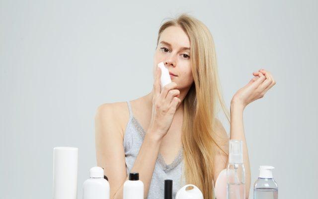 化粧品・日用品の輸出販売、卸販売